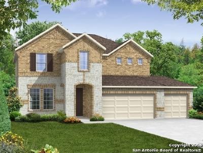 Bexar County Single Family Home Price Change: 27706 Recanto