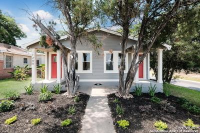 San Antonio TX Single Family Home Back on Market: $229,000