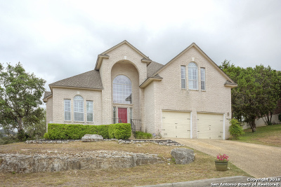 Helotes Single Family Home For Sale: 9414 Conbar Ln