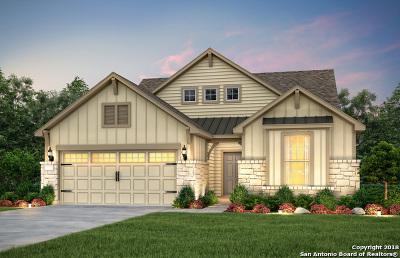 Schertz Single Family Home Price Change: 9134 Curling Post