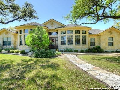Bulverde Single Family Home For Sale: 746 Lost Creek Dr