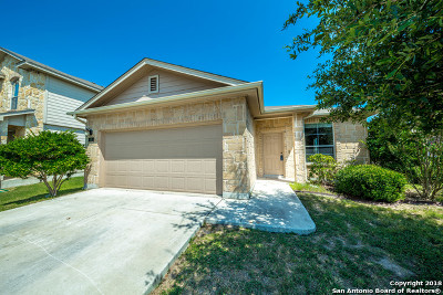 New Braunfels Single Family Home Price Change: 436 Briggs Dr