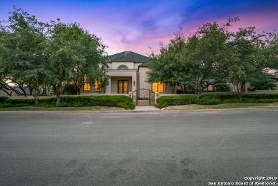 San Antonio Single Family Home For Sale: 139 Turnberry Way