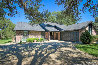 Fair Oaks Ranch Single Family Home Price Change: 29712 Saddleback Circle