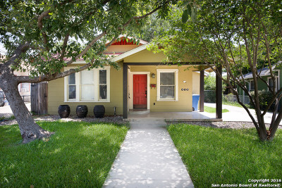 Single Family Home For Sale: 519 Devine St