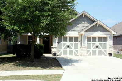 Trails Of Herff Ranch Single Family Home For Sale: 128 Saddle Horn