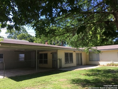 Single Family Home Price Change: 1044 Lone Star Dr