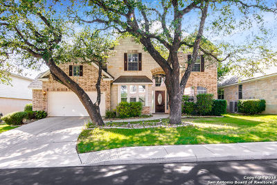 Single Family Home For Sale: 27015 Trinity Heights