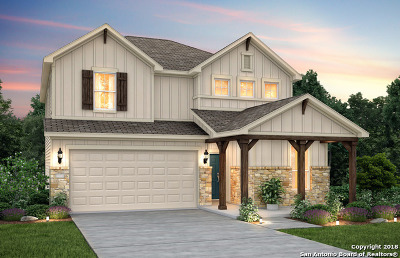 Schertz Single Family Home For Sale: 6753 Concho Creek