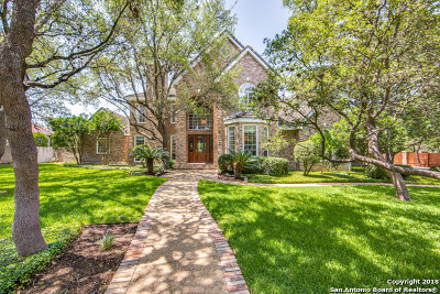 Bexar County Single Family Home For Sale: 107 Box Oak