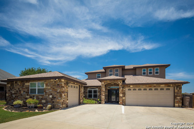 New Braunfels Single Family Home For Sale: 2292 Stratford Grace