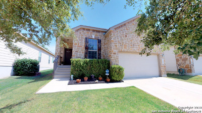San Antonio Single Family Home For Sale: 9623 Nueces Canyon