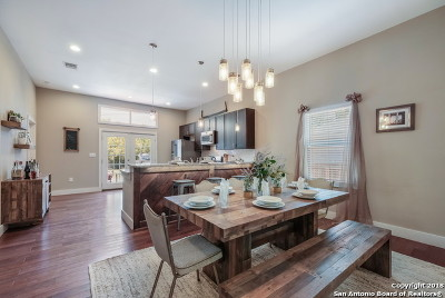 San Antonio Single Family Home Back on Market: 1119 Burnet St