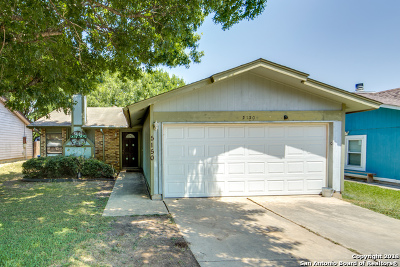 San Antonio Single Family Home Back on Market: 5150 Mayspring