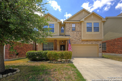 Bexar County Single Family Home New: 13906 Bella Donna