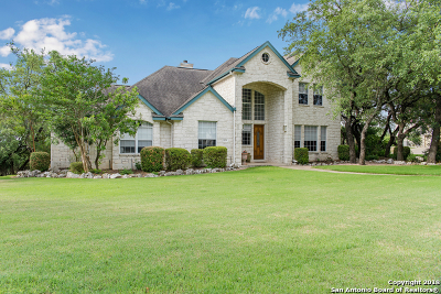 San Antonio Single Family Home For Sale: 1804 Winding View
