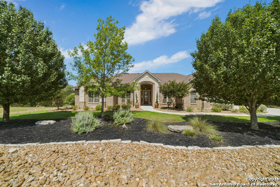 Canyon Lake Single Family Home For Sale: 1505 Redcloud Peak