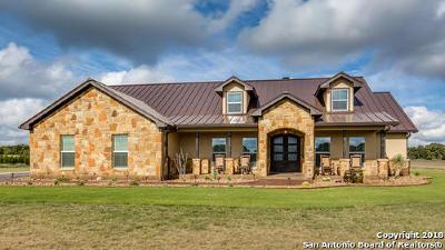 Bandera Single Family Home For Sale: 464 Buckskin Trl