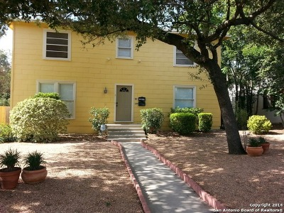 San Antonio Multi Family Home For Sale: 227 W Ridgewood Ct