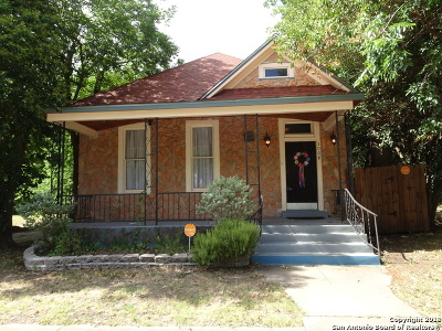 Single Family Home For Sale: 1008 Nolan St