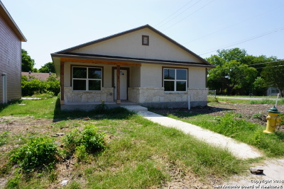 Single Family Home For Sale: 9501 Strech Ave