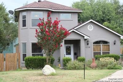Single Family Home Price Change: 12218 Ashley Ct