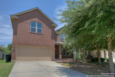 Cibolo Single Family Home New: 136 Lookout View