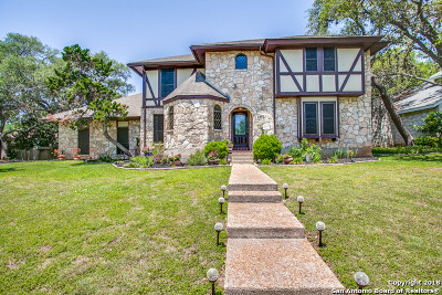 Single Family Home For Sale: 1803 Royal Crescent St