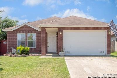 San Antonio Single Family Home Back on Market: 9934 Panther Bay