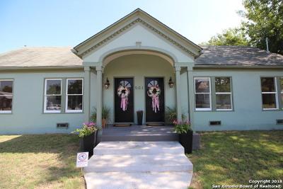 Single Family Home For Sale: 501 Denver Blvd