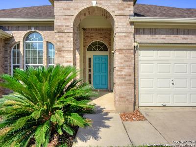 Cibolo Single Family Home For Sale: 112 Brookbend