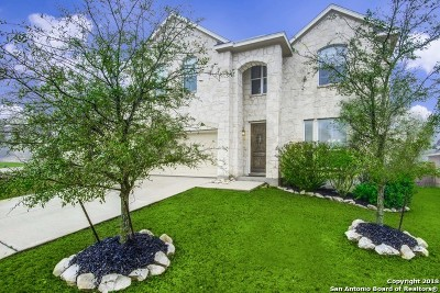San Antonio Single Family Home Back on Market: 25611 Weigela