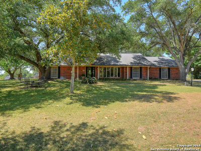 Guadalupe County Single Family Home For Sale: 1821 Eastwood Dr