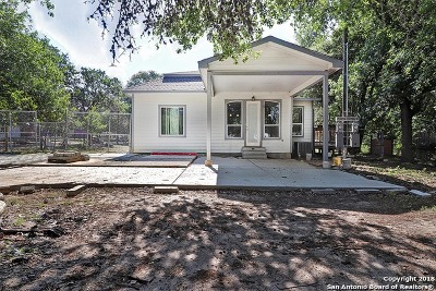 San Antonio Single Family Home For Sale: 23896 Us Highway 281 S