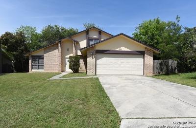 San Antonio TX Single Family Home Back on Market: $130,000