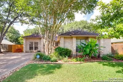 San Antonio Single Family Home Back on Market: 2335 Park Farm