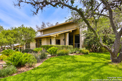 Boerne Single Family Home For Sale: 9576 Deer Ridge Dr