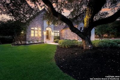 Boerne Single Family Home For Sale: 8340 Reunion Oak