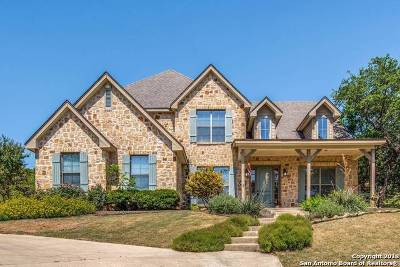 Helotes Single Family Home For Sale: 418 Shepherds Crook