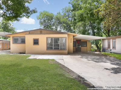 Bexar County Single Family Home For Sale: 222 Serna Park