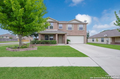 Cibolo Single Family Home New: 200 Weeping Willow