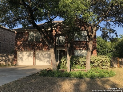 Bexar County Single Family Home For Sale: 1218 Oakcask