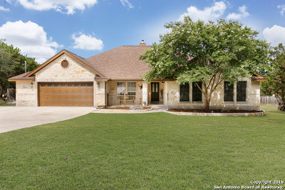 Timberwood Park Single Family Home For Sale: 807 Misty Water Ln