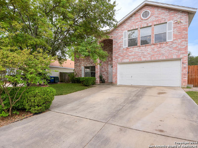 Single Family Home For Sale: 8911 Rue De Lis