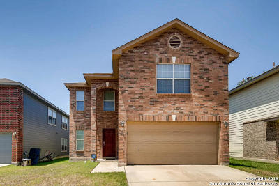 Bexar County Single Family Home For Sale: 715 Caravel St