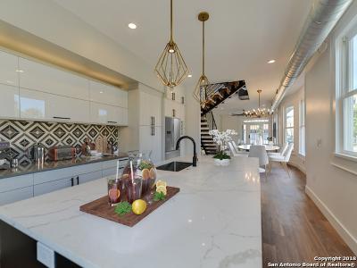 San Antonio Single Family Home Back on Market: 326 Lexington Ave #102