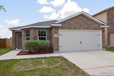 Single Family Home For Sale: 11838 Luckey Vista