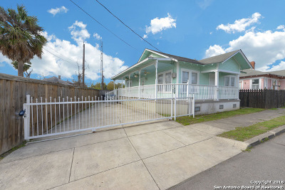 Single Family Home For Sale: 314 W Highland Blvd