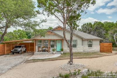 Canyon Lake Single Family Home New: 135 Woodridge Dr