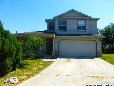 Cibolo Single Family Home For Sale: 145 Weeping Way